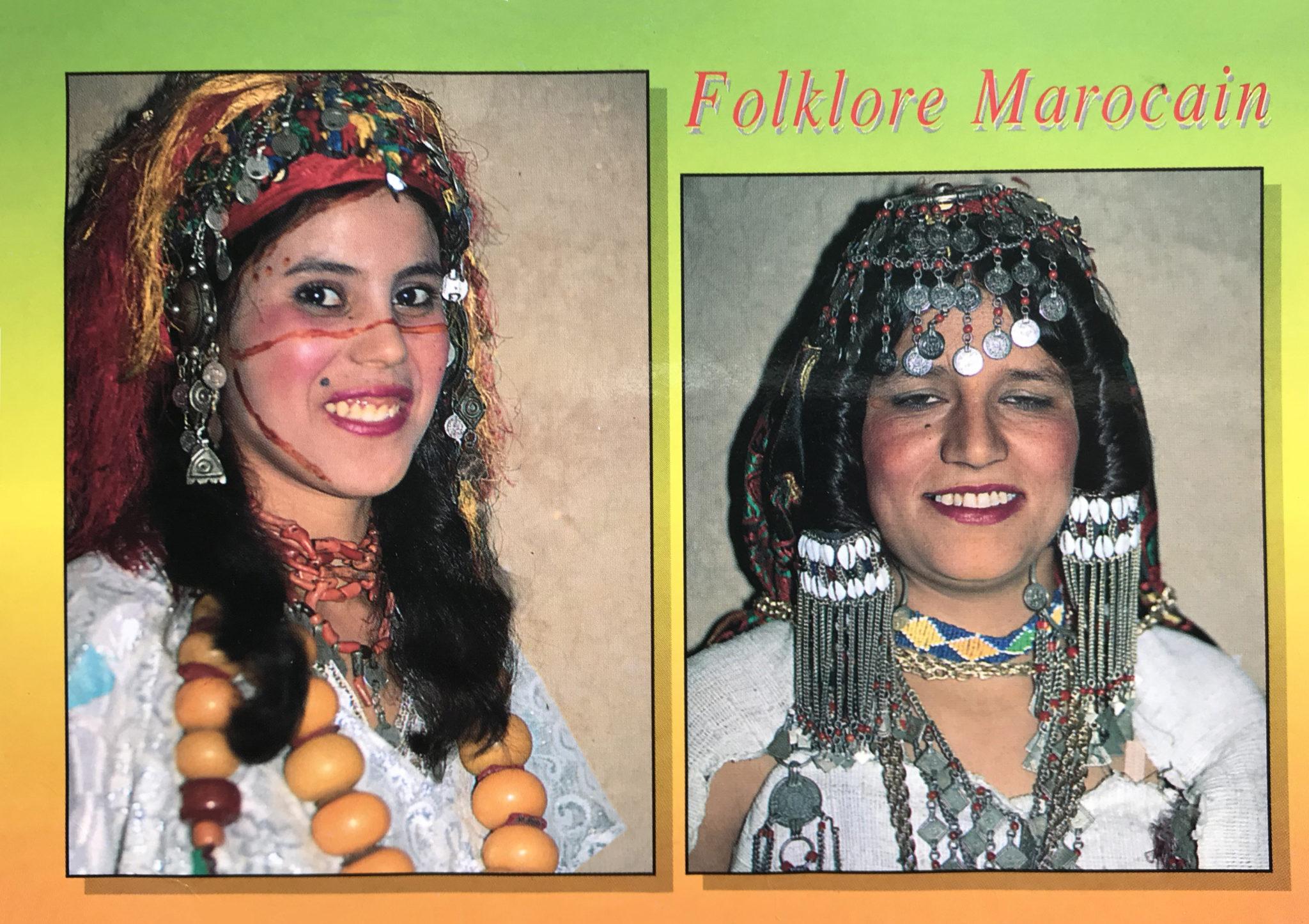 Folklore Marocain